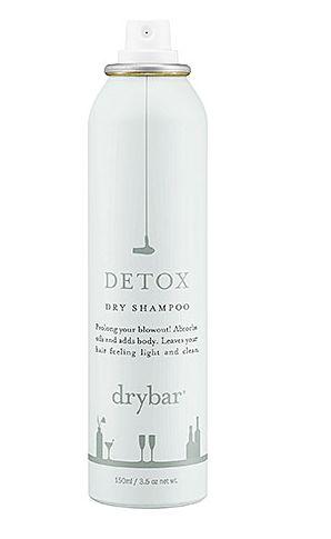 What is Dry Shampoo? 4/5 stars Detox Dry Shampoo