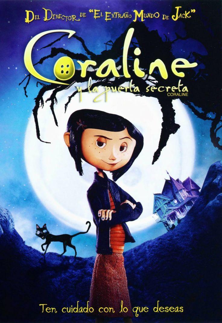 Segunda Mirada Coraline Movie Coraline Animated Movies