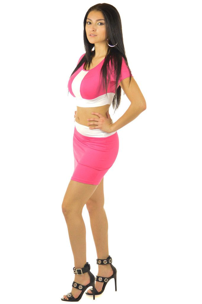 Cotton Candy Pink Dress | Sexyback Boutique