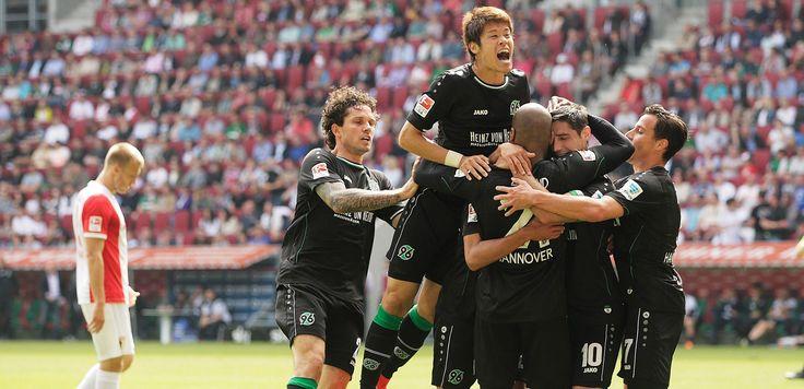 @Hannover96 das team #9ine