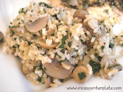 Spinach and Feta Brown Rice | CommunityGroups | Pinterest