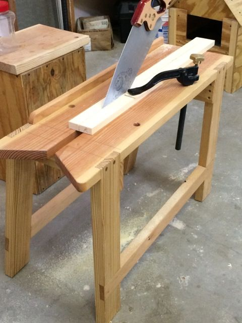 A Sawyer's bench in New Mexico | WOODWORKING | Pinterest ...