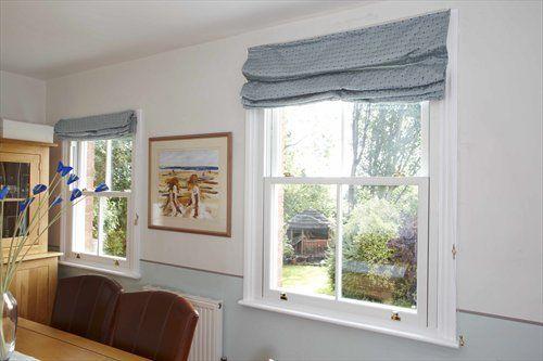 REHAU uPVC Sliding Sash Windows - beautiful inside and out