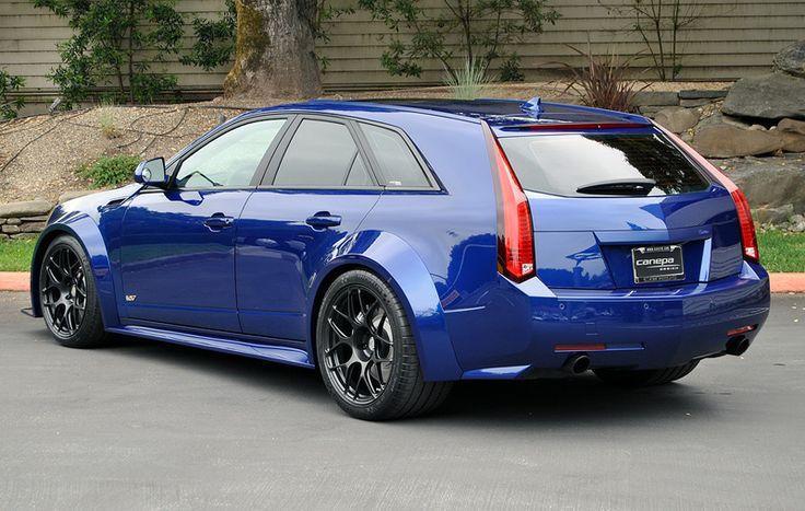 Cadillac CTS-V wide body wagon