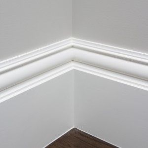 Wide Feature Skirting Boards