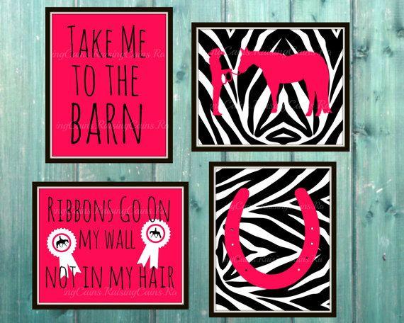 Best 25+ Horse rooms ideas on Pinterest | Girls horse rooms, Horse ...