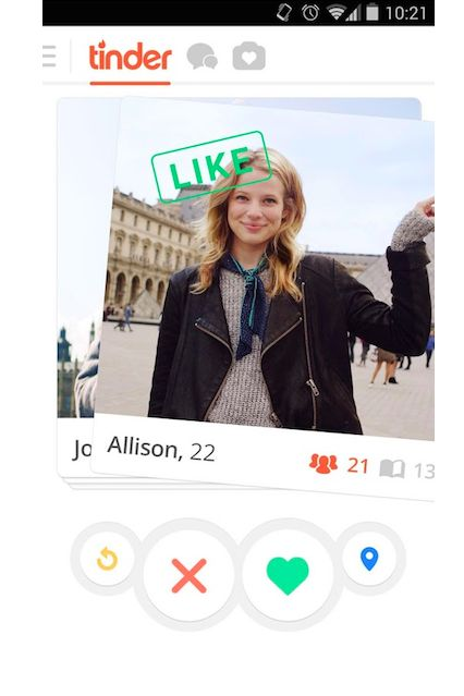 These Are The Best Apps For One Night Stands   Tinder app
