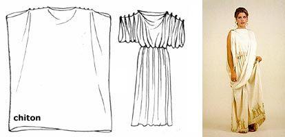 Oblékání v antickém Řecku