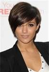 Frankie From The Saturdays Haircut - Bing Images   Maybe...?
