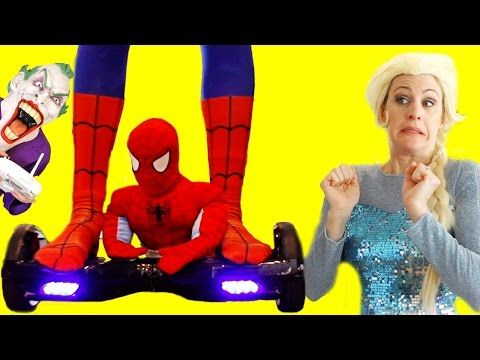 SPIDERMAN AND FROZEN ELSA VS THE JOKER Hoverboard PRANK FUNNY SUPERHERO MOVIE IN REAL LIFE - https://positivelifemagazine.com/spiderman-and-frozen-elsa-vs-the-joker-hoverboard-prank-funny-superhero-movie-in-real-life/ http://img.youtube.com/vi/xAnov8Ft0Wo/0.jpg  Hover board PRANK SPIDERMAN AND FROZEN ELSA VS JOKER FUNNY SUPERHERO MOVIE IN REAL LIFE In this funny superhero movie. Spiderman and … Judy Diet Programme ***Start your own website with USD3.9 per month*** Ple