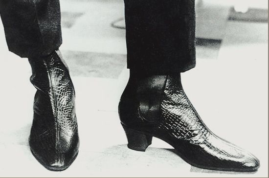The original Beatle Boot  by anello & davide -  Aaaarhhh those booooots...