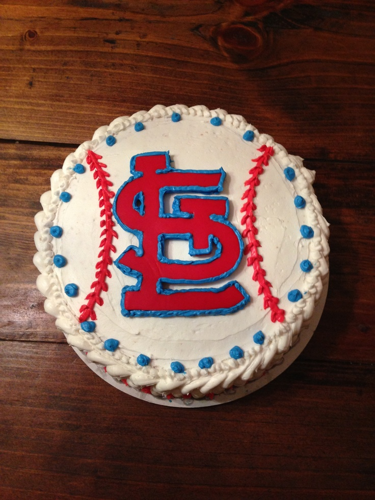 Cardinal Cake Images : 17 Best images about Haydens 11th birthday! on Pinterest ...