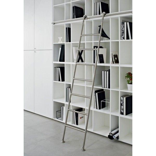 les 48 meilleures images propos de d co biblioth que. Black Bedroom Furniture Sets. Home Design Ideas