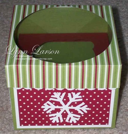 cupcake box tutorial: Cards Gifts Bags, Cupcakes Boxes, Gifts Ideas, Cupcake Boxes, Christmas, Boxes Tutorials, Boxes Lynn, Cards Su, Cupcakes Rosa-Choqu