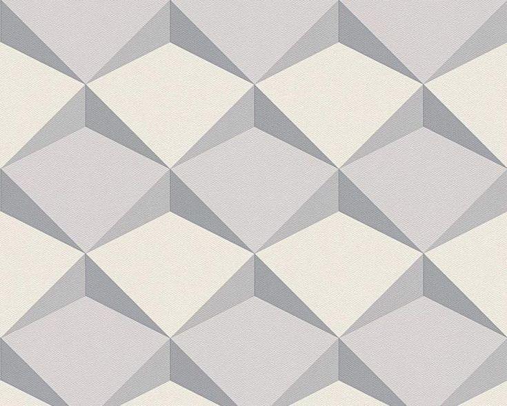 Tapety Move Your Wall ponúkajú dokonalosť tvarov, dynamiku svetla v módnych farbách. Fascinujúce 3D vzory prekvapia a inšpirujú vašu myseľ k tvorivosti. Rozmer rolky 0,53 x 10,05 m.