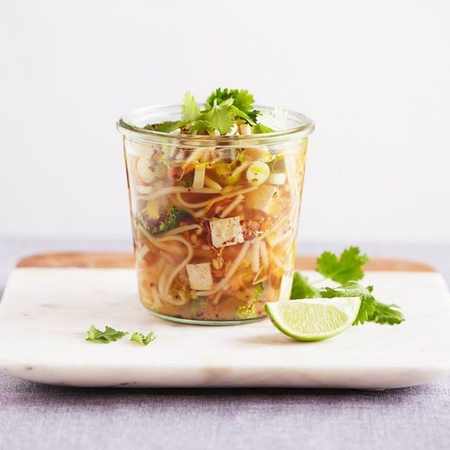 So excited to share this recipe for Pad Thai Noodlehellip