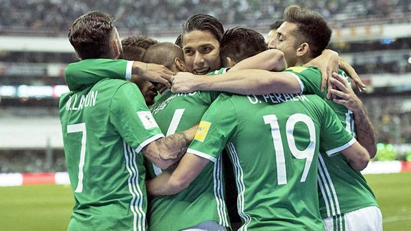 México subió en ranking FIFA