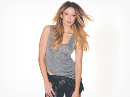 Idol Inspiration Ricki-Lee Coulter on getting fit