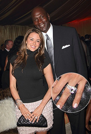 """Yvette Prieto, 35, who wed Michael Jordan, 50, on Saturday, Check out her sparkling engagement ring...It's possible they moved to Florida to be closer to Prieto's family. She grew up in a close-knit Cuban-American family in Miami. """"It was down in Florida. Prieto has also shared her love of the sea with her new husband—despite the fact that he """"hates the water."""" They have taken a number of sailing trips together and he's learned to love fishing for yellow fin tuna, Click to read more..."""