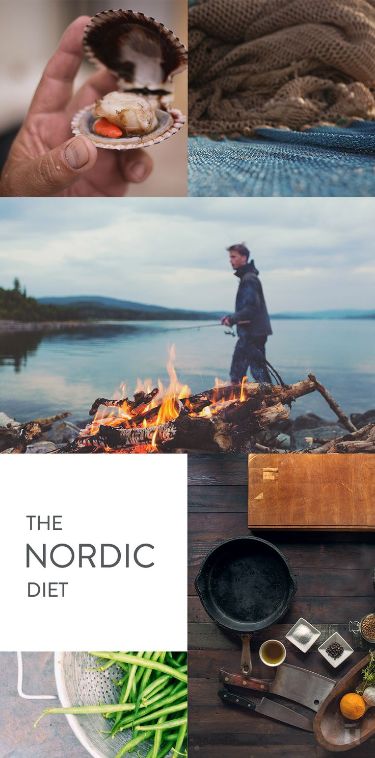 Looking to switch up your diet? Look no further than the Nordic Diet that not only focuses on what you eat but your community too.