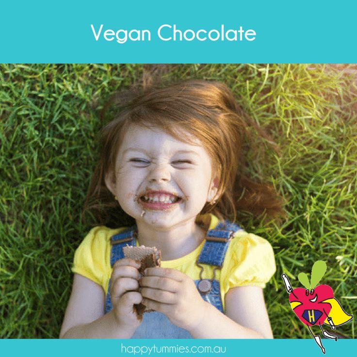Vegan Chocolate – Happy Tummies Pty Ltd
