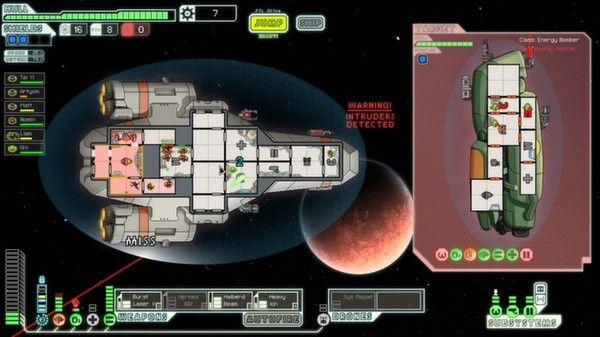 FTL: Faster Than Light on Steam