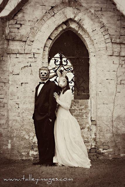 25 Best Ideas About Horror Wedding On Pinterest Gothic