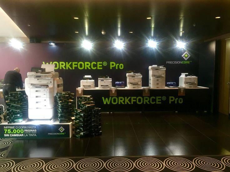Epson pone a prueba los mitos de la impresión en la oficina WorkForce Pro @epsonlatinoamerica #mitosdelaimpresion