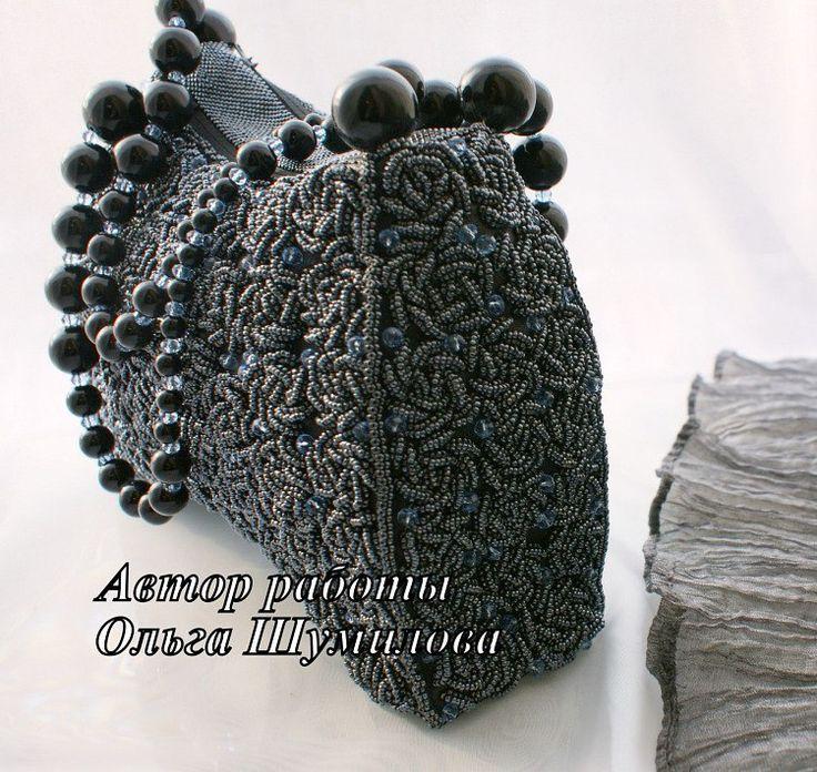 Волшебный бисер Ольги Шумиловой | Волшебная страна искусства и рукоделия