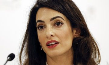 Amal Clooney Says Trump's Ideas 'Are Violations of International Human Rights Law' | The Huffington Post