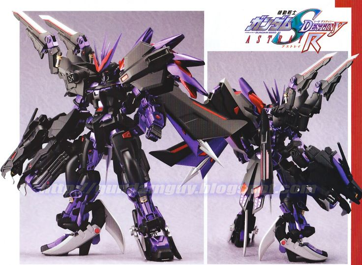 GUNDAM GUY: 1/144 MWF-JGP99G Gundam Astray Violence Geist - Custom Build [Updated 9/8/13]