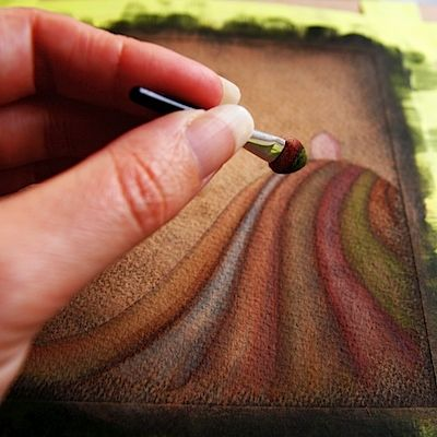 Colour with PanPastels.jpg - click thru for step-by-step