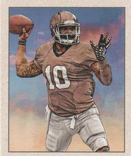 2014 Bowman Football 1950 #74 Tajh Boyd New York Jets
