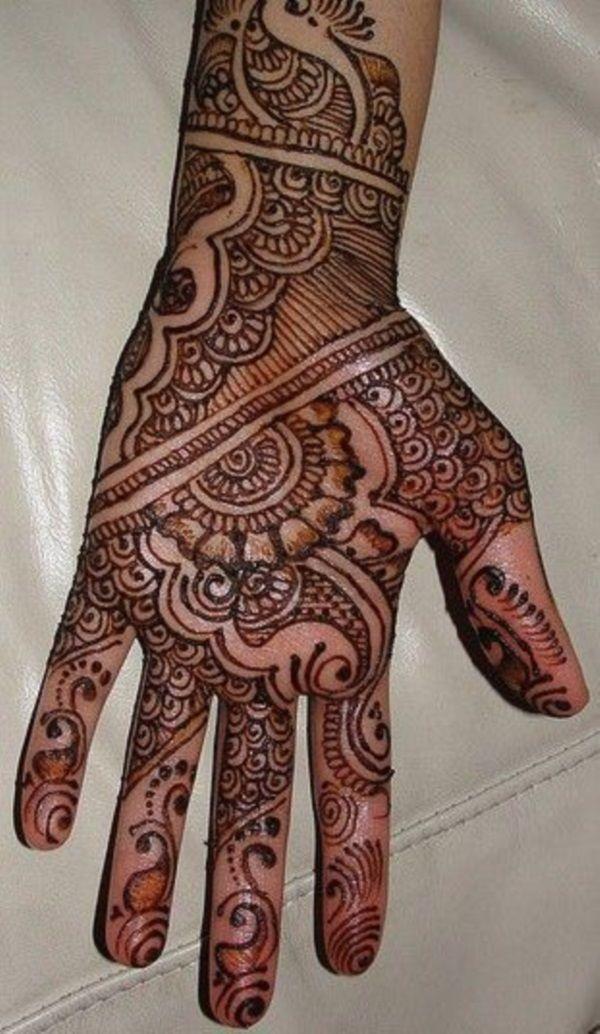 Mehndi For Kids Full Hand : Die besten ideen zu henna tattoo selber machen auf