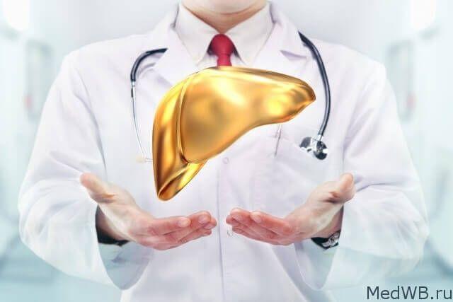 НАЖБП что это такое - это неалкогольная жировая болезнь печени. Распространенность болезни составляет 20-30% в общей мировой популяции.