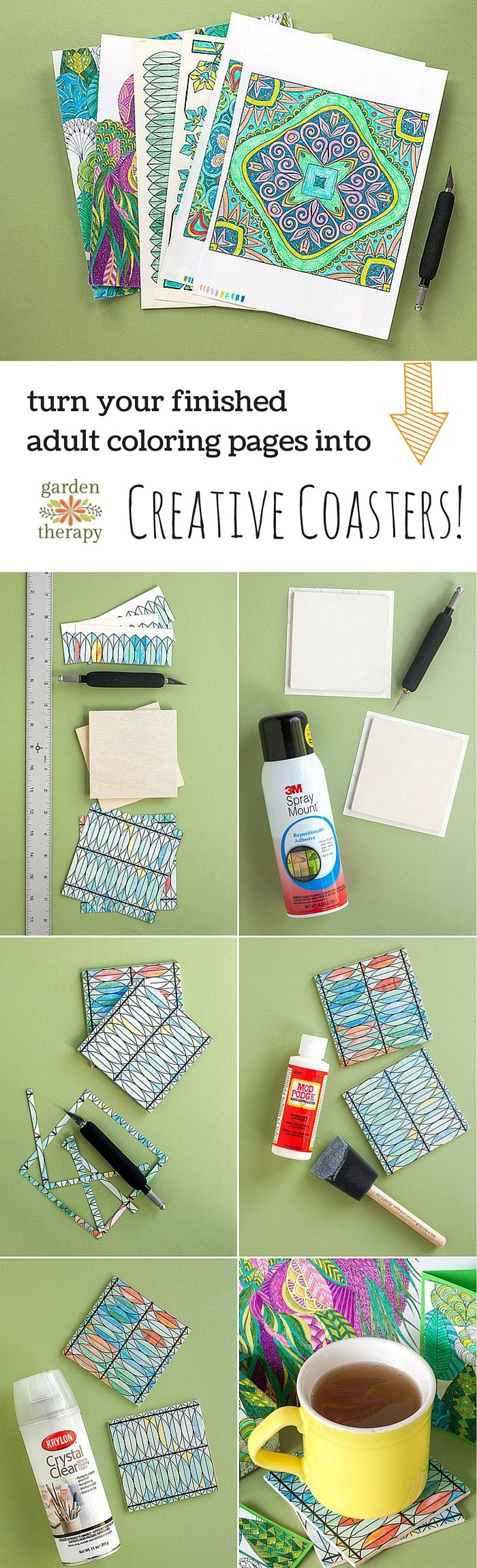 98 best diy and crafts images on pinterest coloring