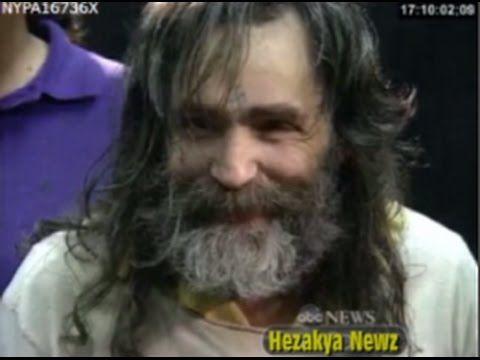 RAW 1993 Charles Manson INTERVIEW With Diane Sawyer!!