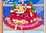 Ecco come stupire i propri invitati il giorno di Natale! Metti sul tavolo tutto l'occorrente necessario per preparare una gustosa torta e segui con attenzione le indicazioni.