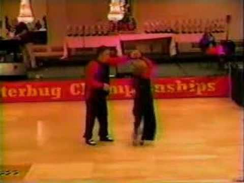 Jitterbug Dancing - Swing Dancing