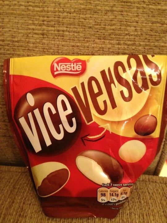 Vice versas