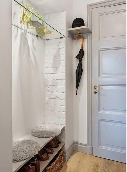 Inspiración Deco: 42 metros cuadrados de estilo clásico renovado | Decorar tu casa es facilisimo.com