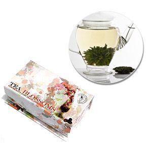 Teapot Balls (8) Floral Gift Box (Single Variety)