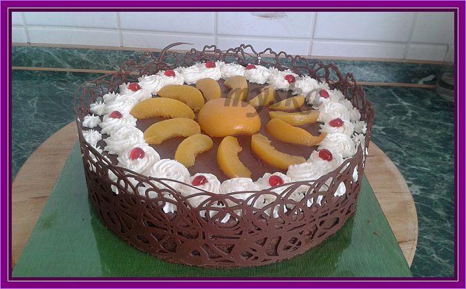ovocný pařž