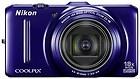 EUR 149,00 - Digitalkamera Nikon CoolPix S 9300 blau - http://www.wowdestages.de/2013/05/22/eur-14900-digitalkamera-nikon-coolpix-s-9300-blau/