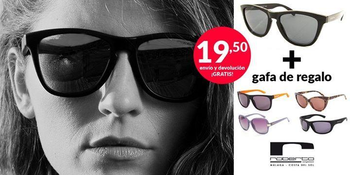 ¡Celebra con nosotros el Black Friday! 🔴 http://www.robertomartin.com/black-friday-ofertas-gafas-sol/ Solo hasta el domingo podrás aprovecharte de esta gran promoción, dos gafas de sol desde 19,50 €  ✅Envío y devolución ¡GRATIS! #sunglasses #mensunglasses #womensunglasses #polarizedsunglasses #fashion