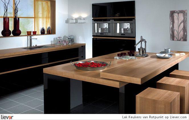 25 beste idee n over kookeiland krukken op pinterest barkrukken en barkrukken keuken - Keuken witte lak ...