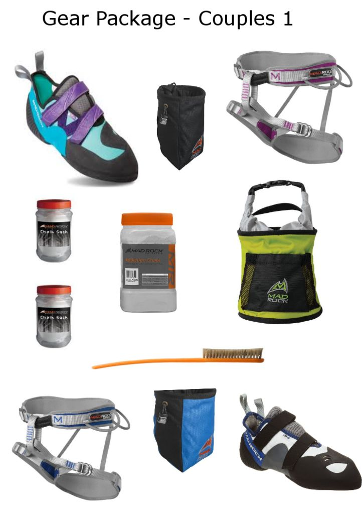 Gear Package - Couples 1