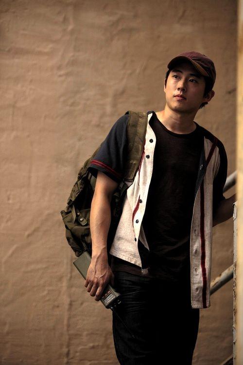 17 Best images about Steven Yeun - Glenn Rhee on Pinterest ...  17 Best images ...