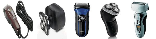 These are the top 5 best electric head shavers available in the UK and USA read the reviews here: http://www.shaversave.com/best-electric-head-shaver/