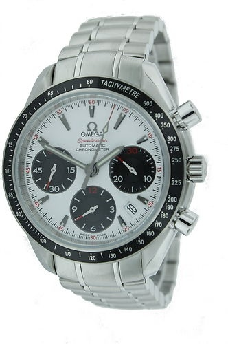 NEW Omega Speedmaster Chronograph Automatic 40mm Mens Watch 323 30 40 40 04 001